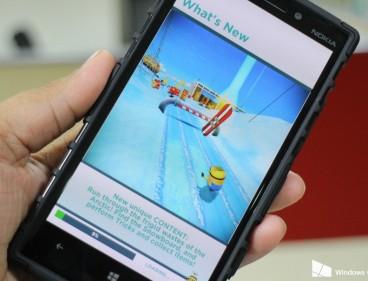 Minion Rush: Fim das atualizações para Windows Phone